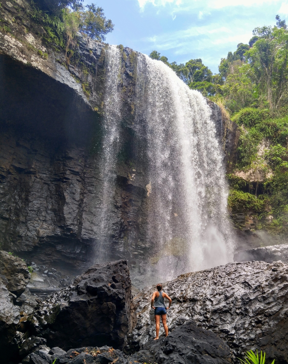 Chasing Waterfalls in the Atherton Tablelands